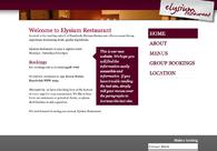 A great web design by corebean.NET, Sydney, Australia: