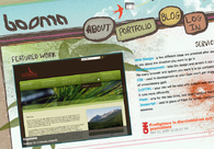 A great web design by Katie Blackman, LLC, Denver, CO: