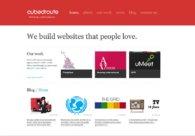 A great web design by Cubedroute, Dublin, Ireland: