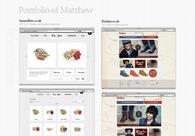 A great web design by Matthew Wheeler Freelacne, London, United Kingdom: