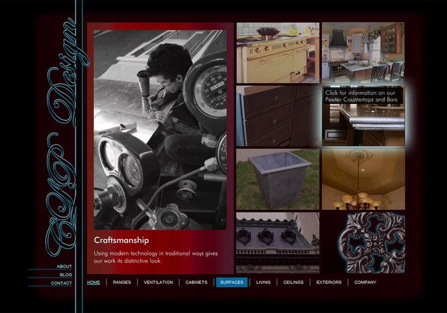 A great web design by Golden Apples Design, Portland, OR: