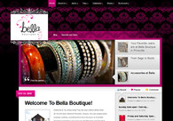 A great web design by Jeca Designs, Bend, OR: