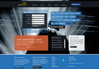 A great web design by ixwa, Boston, MA: Responsive Website, Marketing Website , Music , PHP