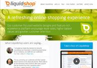 A great web design by Liquidshop ecommerce, London, United Kingdom: