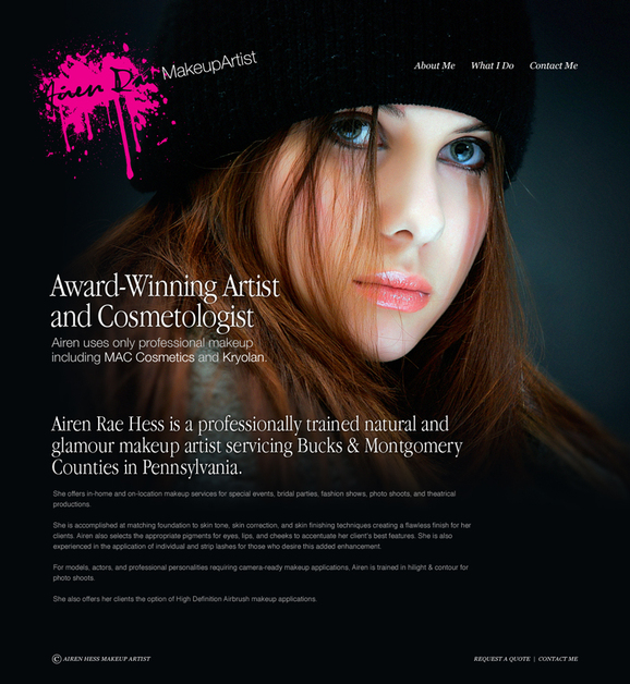 A great web design by Thirtyonewest, Washington DC, DC:
