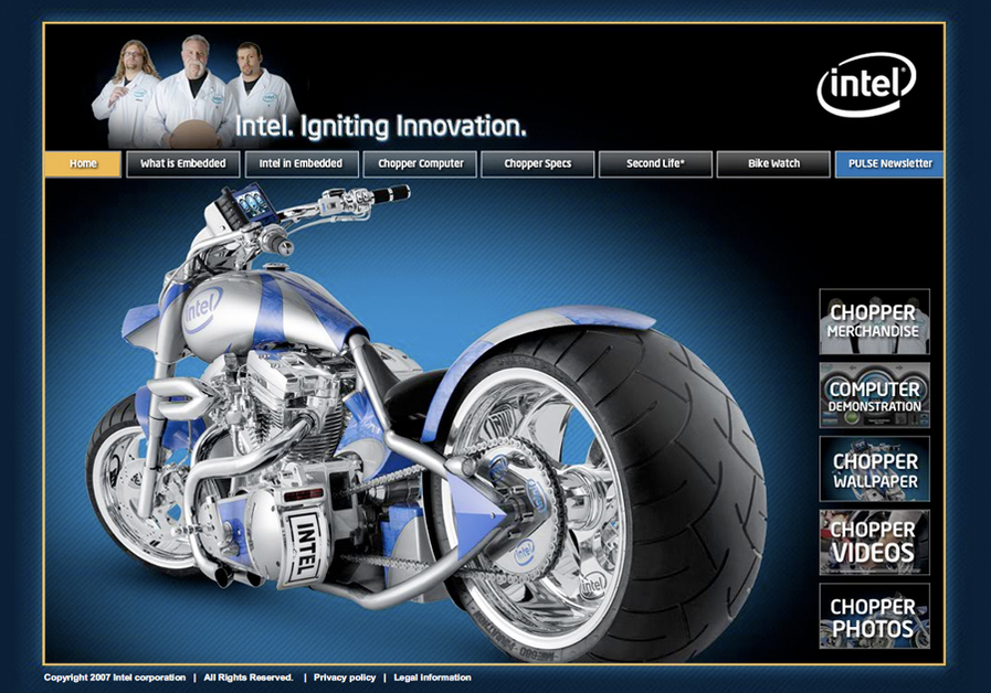 A great web design by thinkdm2, San Antonio, TX: