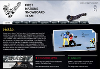 A great web design by Neos Media Inc. / Epoch Web Design: