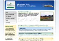 A great web design by Direct Steps Consulting, Ames, IA: