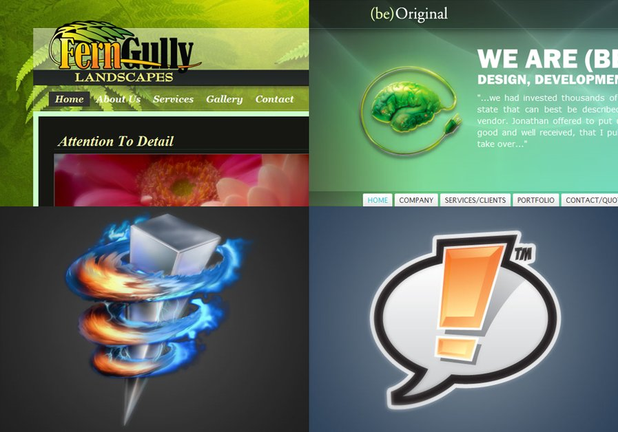 A great web design by BeOriginal, Atlanta, GA: