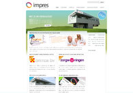 A great web design by Impres Internet Groep, Zwolle, Netherlands: