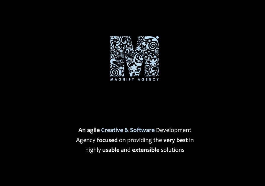 A great web design by Magnify Agency, Orlando, FL: