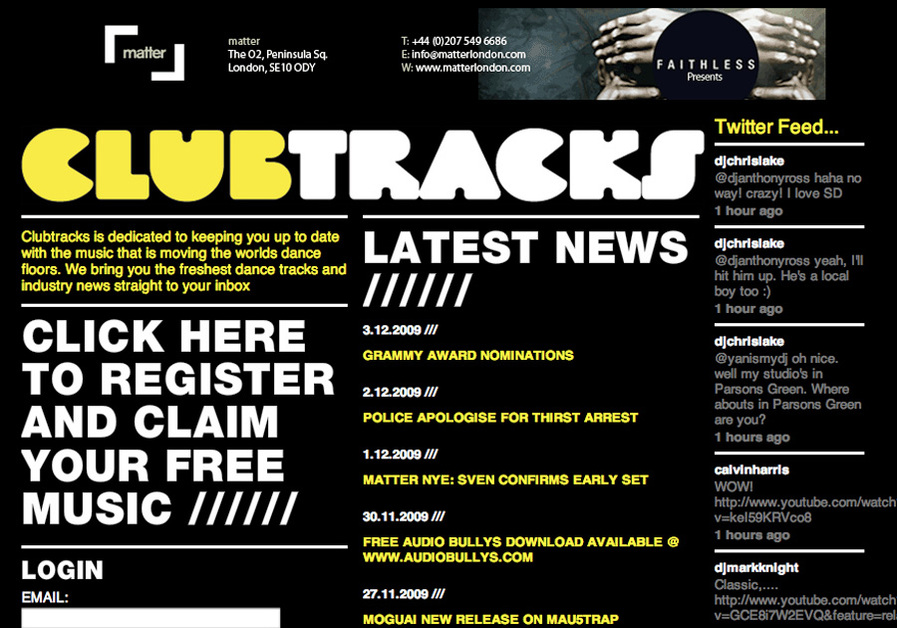 A great web design by The GRID, London, United Kingdom: