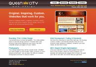 A great web design by Queen City Web Design, Los Angeles, CA: