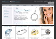 A great web design by Jillian O'Connell, New York, NY: