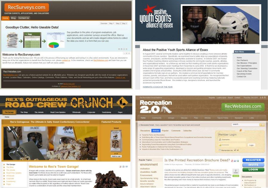 A great web design by Catamount Web Solutions, Burlington, VT: