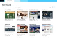 A great web design by Dennis Plucinik Media, New York, NY: