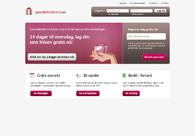 A great web design by Maksimer AS, Bergen, Norway: