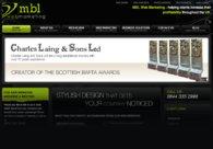 A great web design by MBL UK, London, United Kingdom: