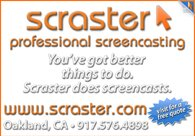 A great web design by Scraster, San Francisco, CA: