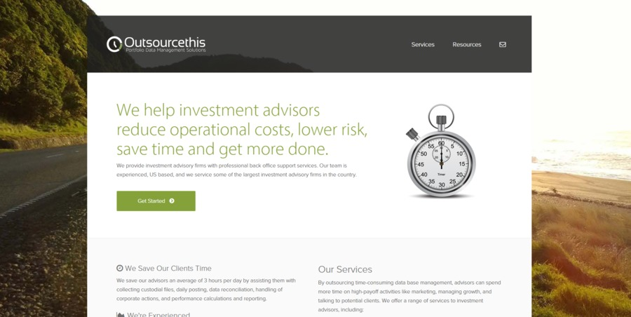 A great web design by SevenInBlue, Salt Lake City, UT: Responsive Website, Marketing Website , Financial Services , Wordpress