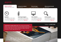 A great web design by Form Agenda, Aalborg, Denmark:
