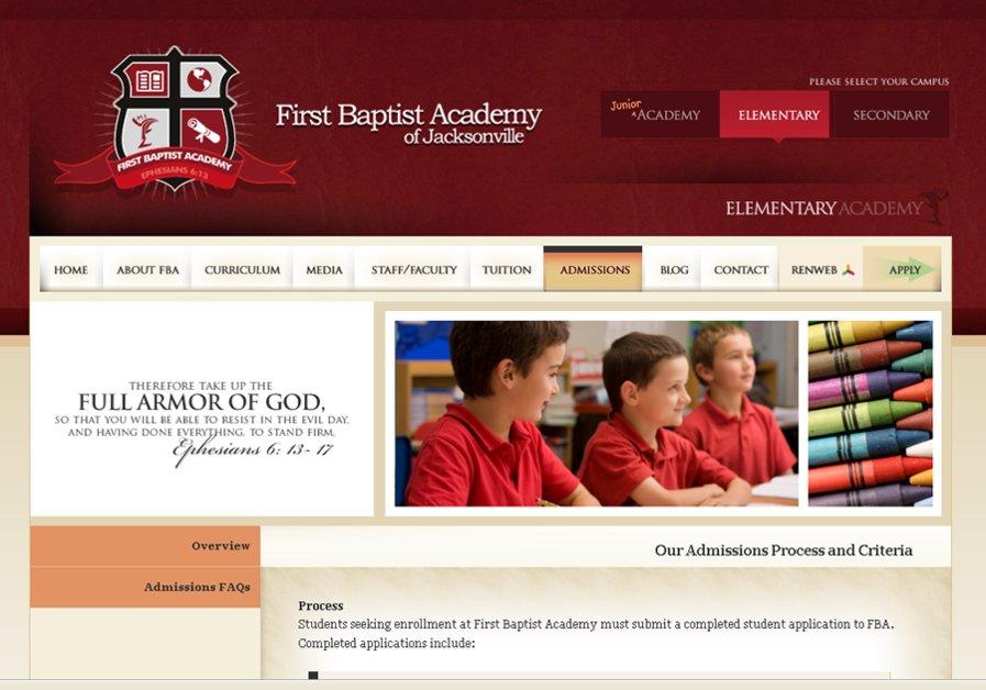 A great web design by Bryan Chalker, Atlanta, GA: