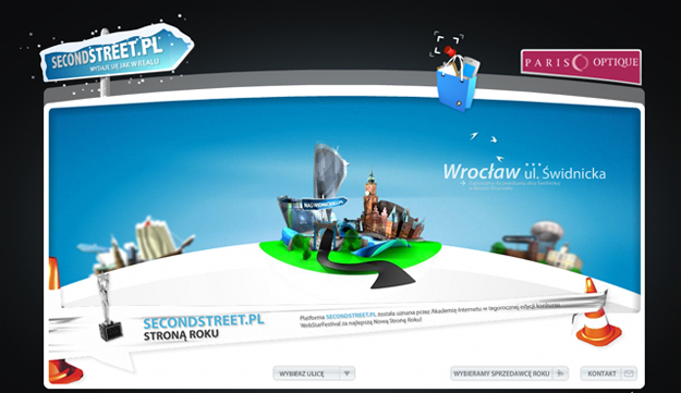 A great web design by plugstudio, Katowice, Poland: