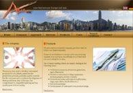 A great web design by k²bytes Keller & Kittel, Rosenheim, Germany: