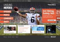 A great web design by ZAREMBA: