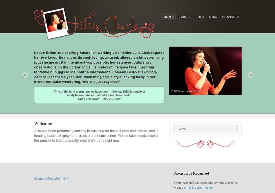 A great web design by VIVidWeb Services, Sydney, Australia: