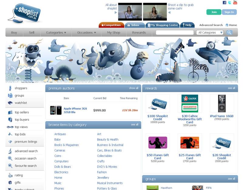 A great web design by Total Internet, Melbourne, Australia: