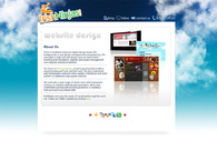 A great web design by IrishNinjas.com, Jonesboro, AR: