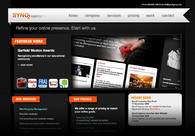 A great web design by M I L K U Creative, Vancouver, Canada: