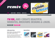 A great web design by Remix, Sheffield, United Kingdom: