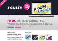 A great web design by Remix, Sheffield, United Kingdom: