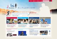 A great web design by genius switch studio, Boston, MA: