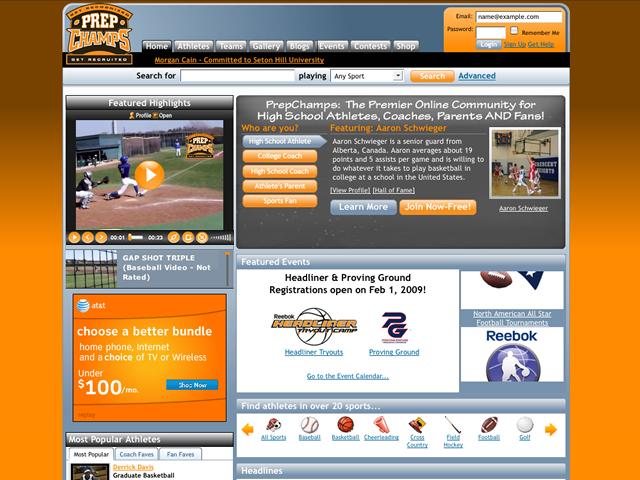 A great web design by Bryan Minihan, Raleigh, NC: