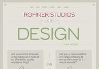 A great web design by Angela Rohner, Dallas, TX: