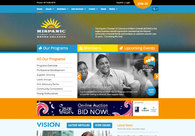 A great web design by Treefrog Cinegraphix, Orlando, FL: Responsive Website, Marketing Website , Non Profit , Wordpress