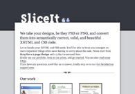 A great web design by Saltgrain Designs, Kolkata, India: