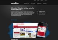 A great web design by Kombinat , Berlin, Germany: