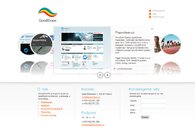 A great web design by GoodShape: