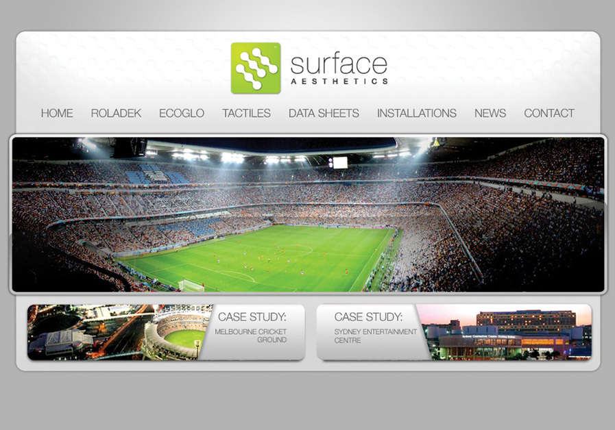 A great web design by Streetline Media, Sydney, Australia: