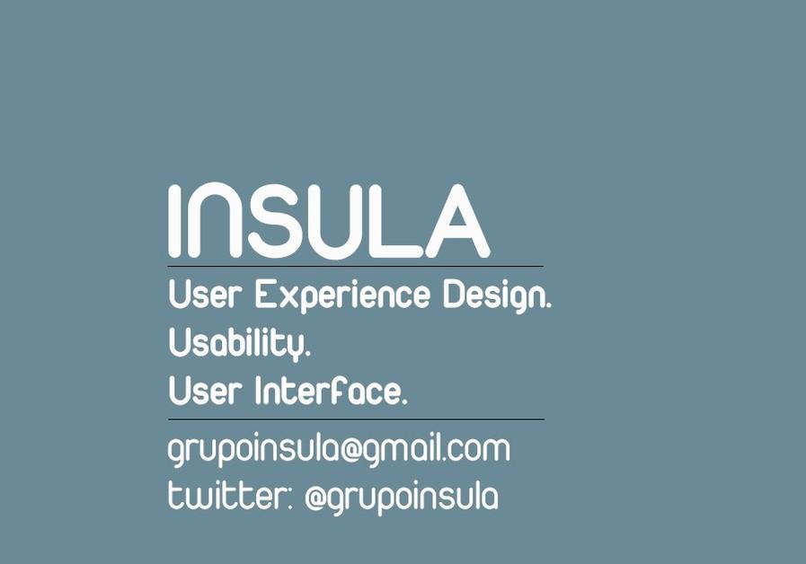 A great web design by insula, havana, Cuba:
