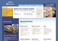 A great web design by Lightning and Trumpet, Boston, MA: