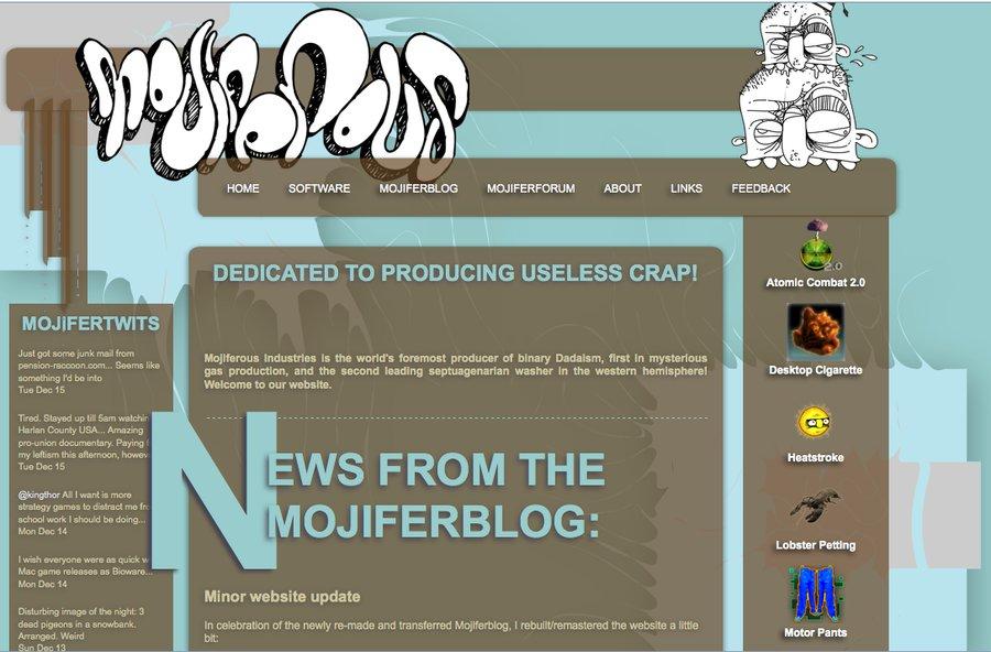 A great web design by International Robot, Denver, CO: