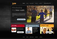A great web design by Navras Design, Salt Lake City, UT: