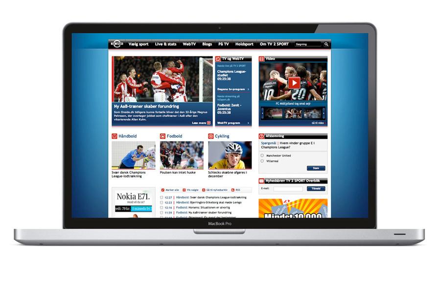 A great web design by Peytz & Co. A/S, Copenhagen, Denmark: