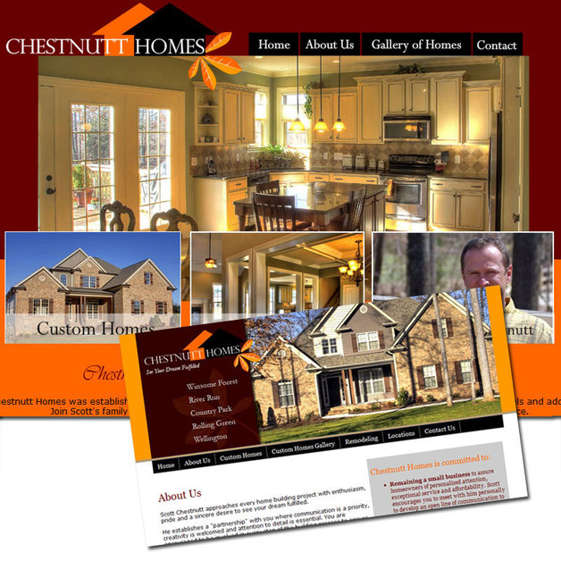 A great web design by Magee Design, Greensboro, NC: