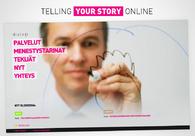 A great web design by Dialogi, Helsinki, Finland: